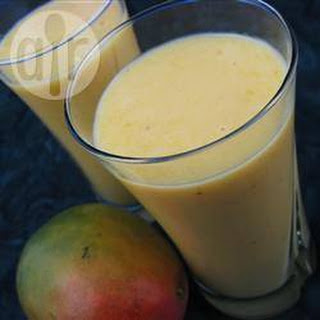 Appel Mango Smoothie