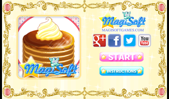 Screenshot of Let's Make Pancakes