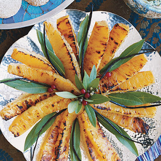 Poached Pineapple Recipes