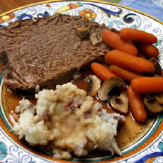 Hurricane Rita Pot Roast