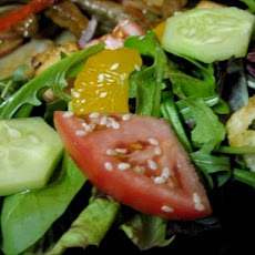Sweet Sesame Salad