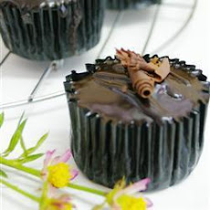 Easy Peasy Chocolate Fairy Cakes