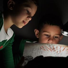 Twas the Night Before Christmas by Sarah Douglas - Babies & Children Children Candids (  )