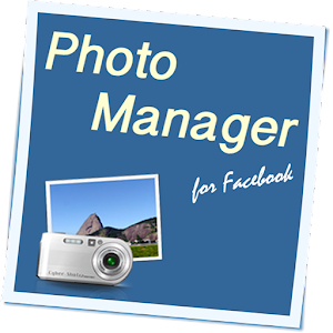 Photo Manager for Facebook Icon
