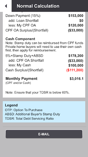 SG Condo Buyers Toolkit - screenshot