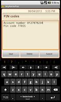 Screenshot of KeynotesPlus
