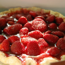Wisconsin Strawberry Pie
