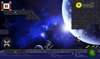Screenshot of Run Ninja Jump DX Free Games
