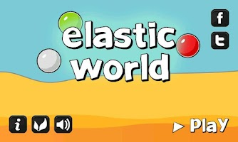 Screenshot of Elastic World