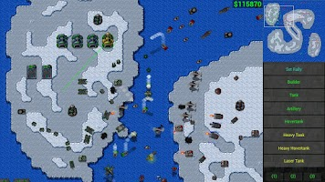 Screenshot of Rusted Warfare - RTS Strategy