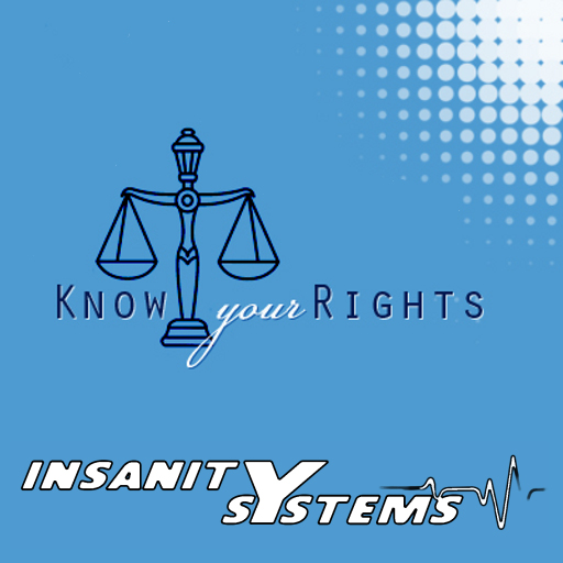 Know Your Rights LOGO-APP點子