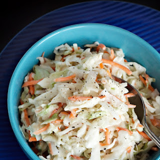 Coleslaw With Rice Vinegar Dressing Recipes