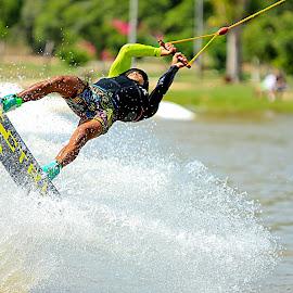 LAKE TELAVIV by JOel Adolfo - Sports & Fitness Watersports ( sports&fitness )
