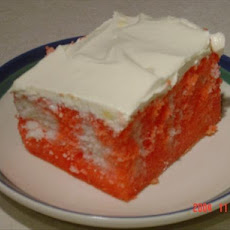 Strawberry Pop Cake