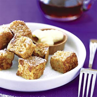 French Toast Bites