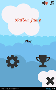 Ballon Jump - screenshot