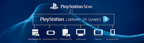 The plan is to bring PSOne, PS2 and PS4 games to PS Now in the future says Sony