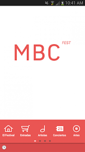 MBC Fest - screenshot