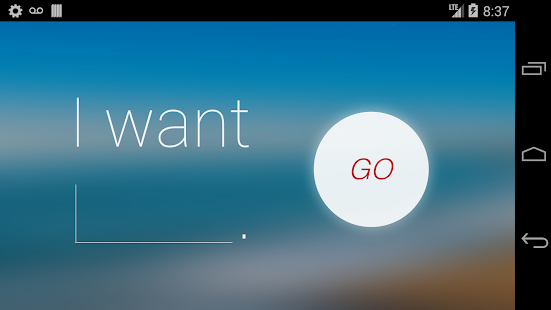 iWant - One Tap Discovery - screenshot