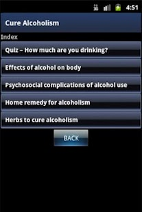 Cure Alcoholism - screenshot