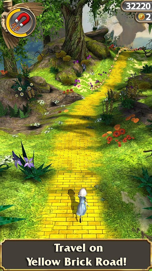 Temple Run: Oz Screenshot 6