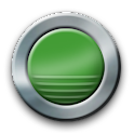 Metal Buttons:Green ADW Theme icon