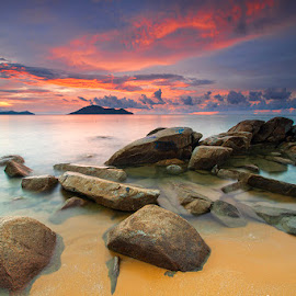Quiet by Sonni Suryatmojo - Landscapes Beaches