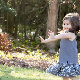 Twirling in the Sun by Carol L Draper - Babies & Children Toddlers