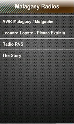 玩娛樂App|Malagasy Radio Malagasy Radios免費|APP試玩
