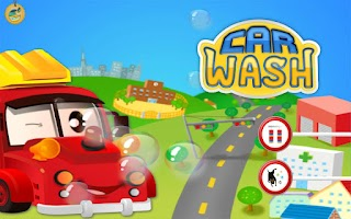 Screenshot of Car Wash Play