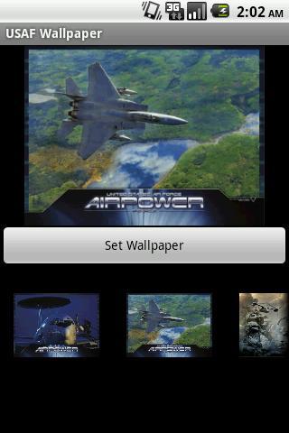 USAF Wallpaper