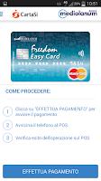 Screenshot of Freedom Easy Card PLP