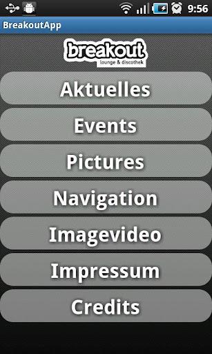 【免費娛樂App】Breakout Lounge & Discothek-APP點子