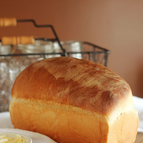 Buttermilk All American Bread