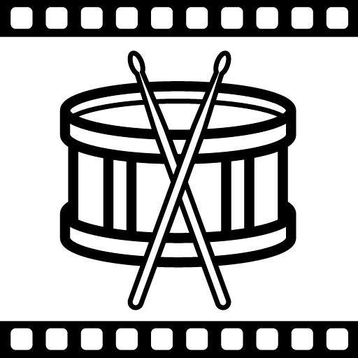 音乐の超実用的ドラム動画集 アプリ2 LOGO-記事Game