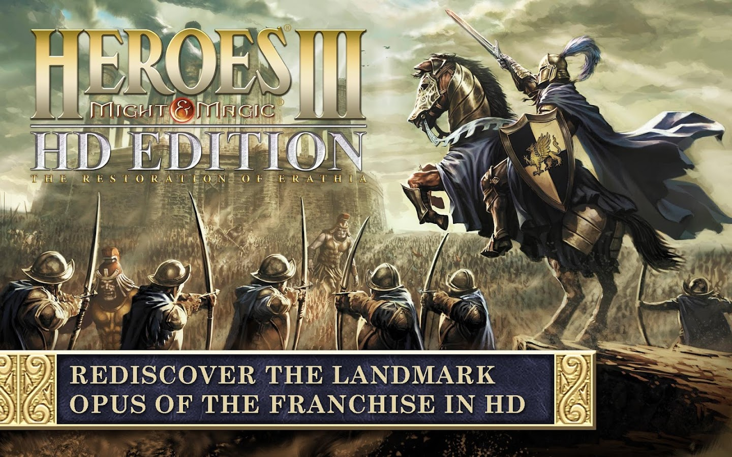 Heroes of Might & Magic III HD Screenshot 12