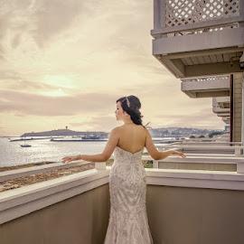 Sabrina by Cesar Palima - Wedding Bride