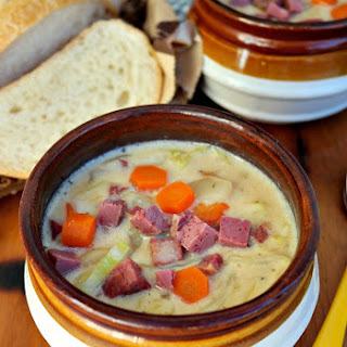 Corned Beef Soup Chowder Recipes