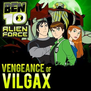 Game Ben10 Vengeance of Vilgax FREE apk for kindle fire