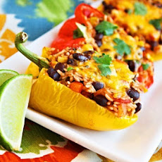 Southwestern Stuffed Bell Peppers