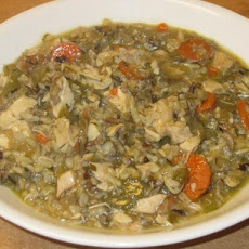 Sarasota's Minnesota Turkey, Mushroom and Wild Rice Soup