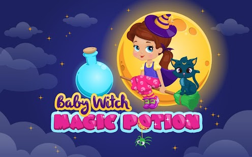 Baby Witch Magic Potion - screenshot