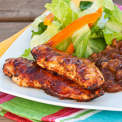 Taco-Spiced Grilled Chicken