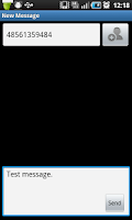 Screenshot of Mobily RoamTalk