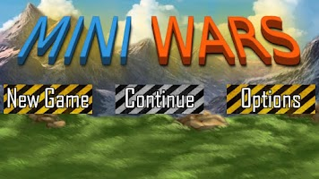 Screenshot of Mini Wars