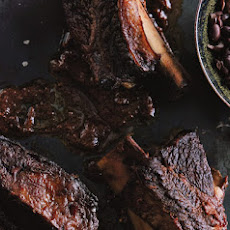 Braised Chile-Spiced Short Ribs with Black Beans