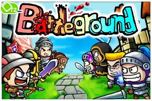 Screenshot of Battleground