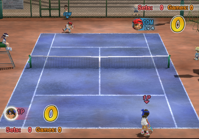 Hot Shots Tennis
