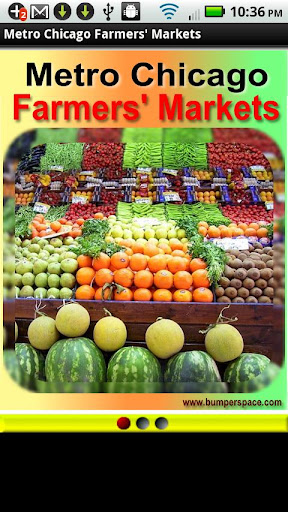 Metro Chicago Farmers Markets