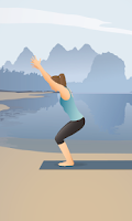 Screenshot of Pocket Yoga